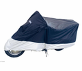 WILLIE & MAX THE BLACK LABEL SEAT SERIES DELUXE MOTORCYCLE COVER - Street - Lowest Price Guaranteed!
