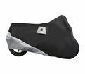 MOTOCENTRIC CENTREK M/C COVER-BLK/SIL - Motocentric - Lowest Price Guaranteed!