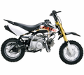 Coolster 70cc Pit Bike / Dirt Bike Kids Qc-70. Semi-Automatic.