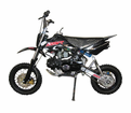 Ssr 110A-1 Deluxe Dirt Motorcycle / Pit Bike. Free Gloves! Lowest Price Guaranteed!