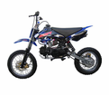 SSR 125cc 4-Speed Pit / Dirt Bike - Now with Semi-Pro Hubs -