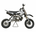 Wolf Moto 125cc Deluxe Pit Bike /Dirt Bike - Motorcycle. Free Mx Gloves!