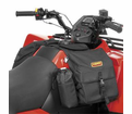 QUADBOSS ZIPPERLESS ADJUSTABLE TANK SADDLE BAG FAST SHIPPING! GUARANTEED LOWEST PRICE