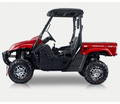 "BMS Ranch Pony 500cc UTV.  4 x 4 Shaft Drive.  <b><font color=""red""><font size=""3"">""SPECIAL - FREE FULL CAB ENCLOSURE""</font></font></b>Save $399"