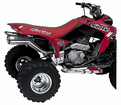HMF Ballance Pro Quiet Race Series Slip-on Exhausts from Atv-Quads-4Wheeler.com