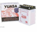 YUASA MOTORCYCLE BATTERY-YAMAHA-100 CC MODELS - Street - Lowest Price Guaranteed! FREE SHIPPING !