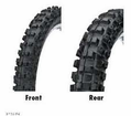 DUNLOP TIRES & WHEELS - DUNLOP MX51 INTERMEDIATE TERRAIN FRONT TIRES - Tires&wheels 2011 - Lowest Price Guaranteed!