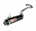 Motoworks Sr4 Carbon Fiber Exhaust from Atv-quads-4wheeler.com