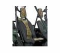Beard Seats & Graphics - Black & Camo Rhinosport Seats from Atv-Quads-4Wheeler.com