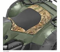 Quadgear Seat & Cover - Extreme Atv Deluxe Realtree Ap-Hd Seat Covers from Atv-Quads-4Wheeler.com