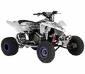 Blingstar Seats & Graphics - Honda Graffiti Graphic Kits from Atv-quads-4wheeler.com