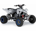 Blingstar Seats & Graphics - Suzuki Graffiti Graphic Kits from Atv-quads-4wheeler.com