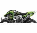 Metal Mulisha Seats & Graphics - Kawasaki Factory Effex Atv Graphic Kits from Atv-quads-4wheeler.com