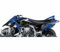 MONSTER ENERGY DRINK - YAMAHA FACTORY EFFEX ATV GRAPHIC KITS - Seats&Graphics 2011 - Lowest Price Guaranteed!