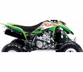 Hot Wheels - Kawasaki Factory Effex Atv Graphic Kits - Seats&Graphics 2011 - Lowest Price Guaranteed!