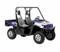 Hot Wheels - Yamaha Factory Effex Atv Graphic Kits from Atv-quads-4wheeler.com