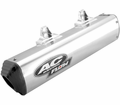 Ac Racing Flow Slip-On Exhausts from Atv-Quads-4Wheeler.com