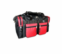 MX-8 PRO MOTORSPORTS OVERSIZE XL GEAR BAG.  Available in Red or Blue - Great Gift Idea!!