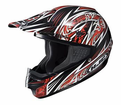 HJC Cs - Mx Scourge Helmet from Atv-Quads-4Wheeler.com