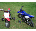 Universal Trainer - Training Aid for Youth - Training Wheels - Fits SSR, Apollo, Coolster & Most Major Brands - Free Shipping