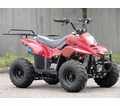 CYCLONE Deluxe Kids Size ATV 110cc. Remote Engine Kill - Foot Brake - Delivery to You Just $59!*<h3> Premium Upraded Shocks & Suspension </h3>