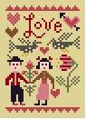 Love Needlepoint Kit
