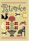 Patience Needlepoint Kit