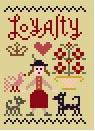 Loyalty Needlepoint Kit