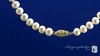 6-6.5mm Pearl Necklace with 14K Yellow Gold Clasp|ShoppingBadger.com