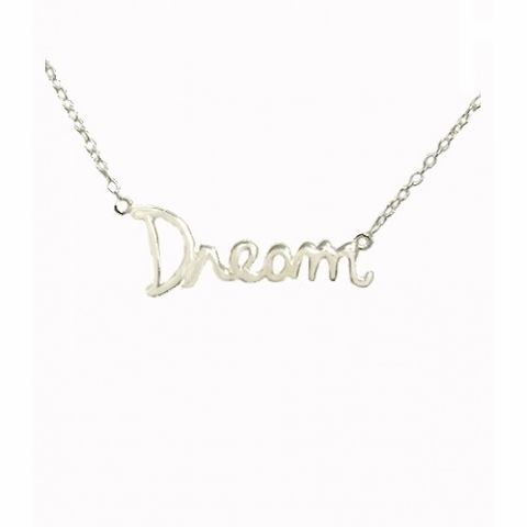 Sterling Silver Dream Pendant