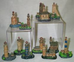 Lighthouses - Assorted