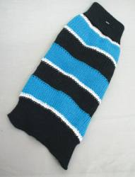 "8"" Bright Blue Stripe"