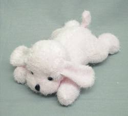 Terry Cloth Dog 9""