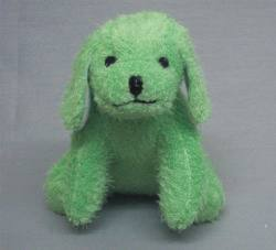Terry Cloth Dog 7.5""