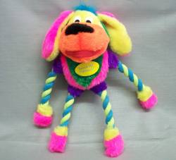 "12"" Plush Rope Toy"
