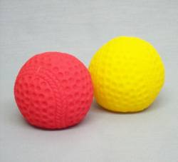 "2.5"" Daisy Ball Asst. Colors"