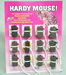 "2"" Hardy Mouse 12/card"