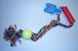 Tug w/Ball & Handle