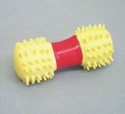 "4.25"" Pimple Dumbbell"