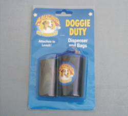 Doggie Duty Dispenser