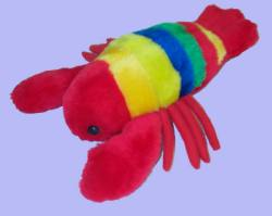 "10"" Rainbow Lobster"