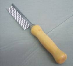 Anti Tangle Comb