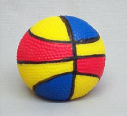 "3"" Rainbow Basketball"