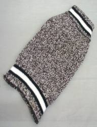 "8"" Brown / Grey Tweed"