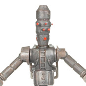 SW TCW BASIC MOC IG-86 Assassin Droid (No. 18)