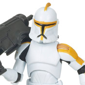 SW TCW BASIC MOC Clone Trooper (212th Attack Battalion) (No. 19)