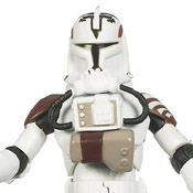 SW TCW BASIC 09P MOC Clone Trooper (with Space Gear) (CW02)