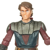 SW TCW BASIC 09P MOC Anakin Skywalker (Space Suit) (CW21)