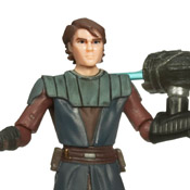 SW TCW BASIC MOC Anakin Skywalker (No. 1)