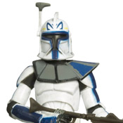SW TCW BASIC MOC Captain Rex (No. 4)